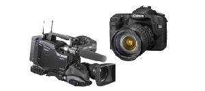 Аренда видеокамеры, прокат фотоаппарата